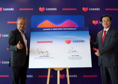Lazada named exclusive eCommerce partner by Senheng