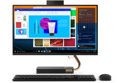 Lenovo shows how Smarter does more for Consumers