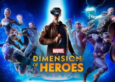 Lenovo Mirage AR to Superpower a New Augmented Reality Experience: MARVEL Dimension of Heroes