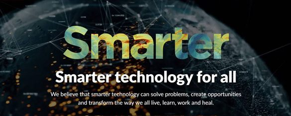 Lenovo launches its Vision of 'Smarter Technology for All' with Global Campaign