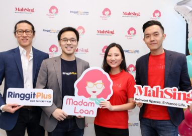 Mah Sing partners RinggitPlus to introduce Malaysia's First Educational Home Loan Application Processing Chat-Bot