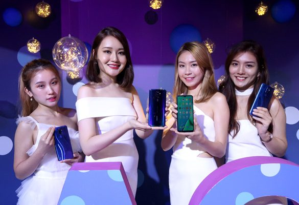 OPPO introduces the Brand New A Series 2020 in Malaysia