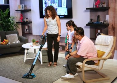 Capture more dirt in less time with the Philips SpeedPro Max Aqua – the fastest cordless vacuum with 3-in-1 cleaning