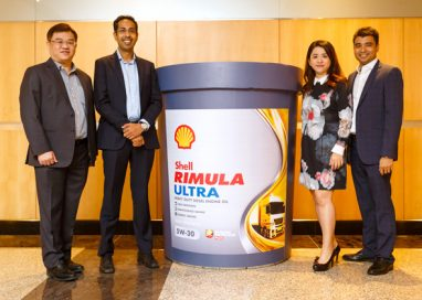 Shell Malaysia launches All-New Shell Rimula Ultra 5W 30