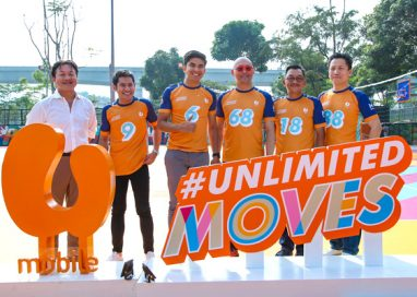 U Mobile partners Impact Malaysia to unveil its First Art Mural Inspired Youth-Centric Community Space at Impact Malaysia's HQ in Puchong