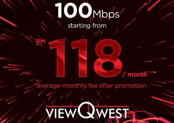 ViewQwest introduces All-New 100Mbps Plan on National HSBB Network