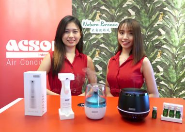 Acson introduces First Anti VOC Spray in Malaysia to Revitalize Indoor Air