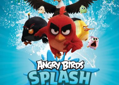 Rovio collaborates with One Universal Production to launch World's First Angry Birds Inflatable Water World in KL