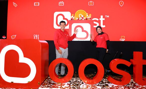 Boost introduces New Features for a More Rewarding Cashless Experience