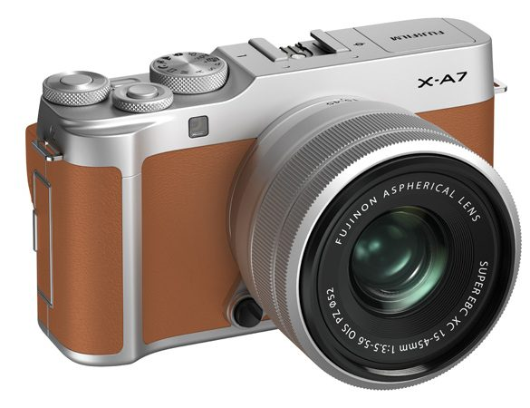 Introducing the FUJIFILM X-A7 mirrorless digital camera