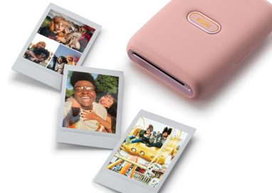 "Fujifilm launches Smartphone printer ""instax mini Link"""