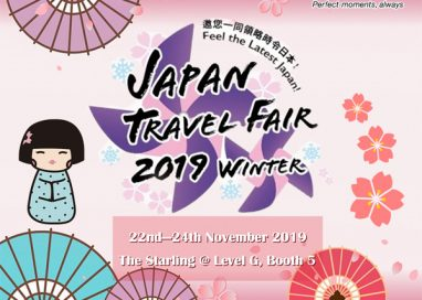 JTB Malaysia joins Japan Travel Fair in Starling Mall