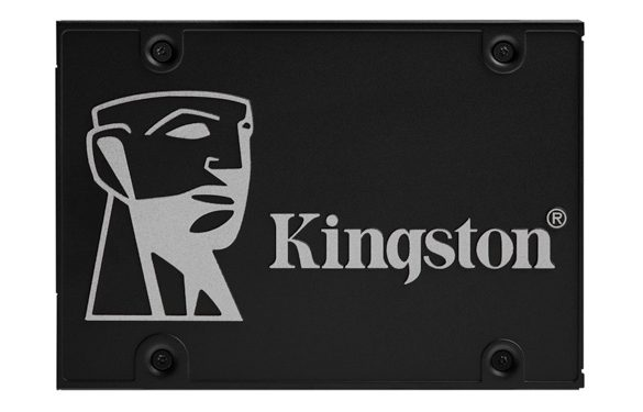 Kingston introduces New KC600 SATA SSD