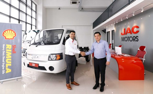 Mpire Auto Group chooses Shell Rimula Engine Oil for its Commercial Vehicle Brands