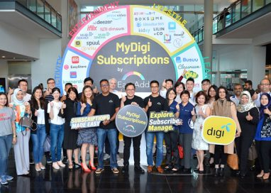 Total control over subscriptions with all-new MyDigi Subscriptions
