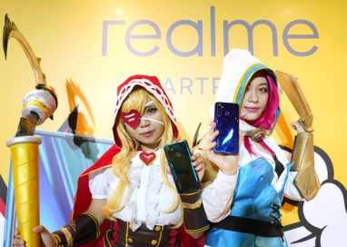 realme Leaps to Quad Camera with its Speed Master and Power Hero