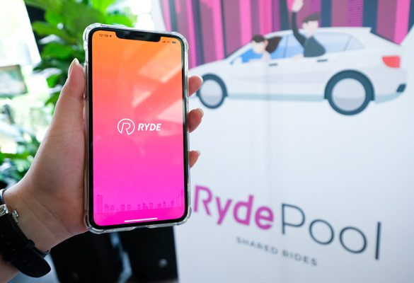 Ryde carpool app launches in Malaysia