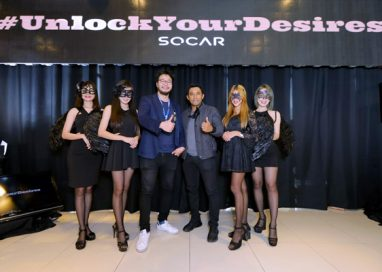 SOCAR unlocks your deepest desires with over 2000 Cars