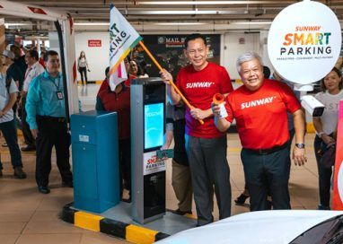 Sunway previews Largest Fully Unified Smart Parking System with Multi Cashless Payment Options
