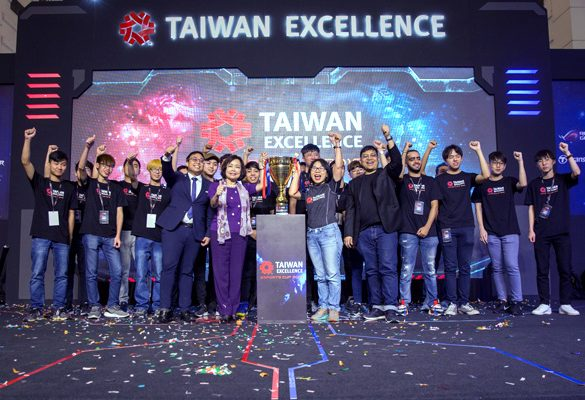 Malaysian Champions emerge at the Taiwan Excellence Esports Cup (TEEC) Grand Finale