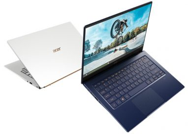 "Be Cool as Ice with the Latest Ultra-light 14"" Acer Swift 5"