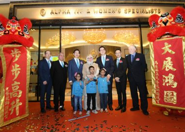 Alpha IVF & Women's Specialists launches New Fertility Centre in Malaysia