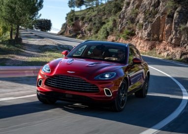 Aston Martin unveils DBX: An SUV with the Soul of a Sports Car