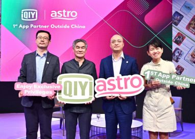 Astro is iQIYI's 1st App Partner outside China