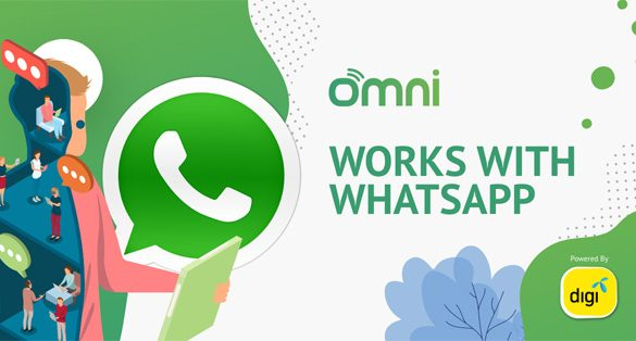 Digi announces availability of WhatsApp Business for Omni landline numbers
