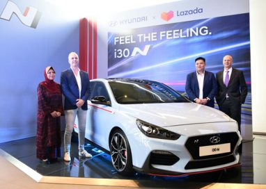 Limited Edition i30 N Hot Hatch to go On Sale Exclusively on Lazada for 12.12