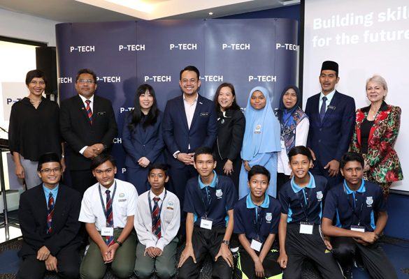IBM introduces P-TECH in Malaysia to address Digital Skills Shortage