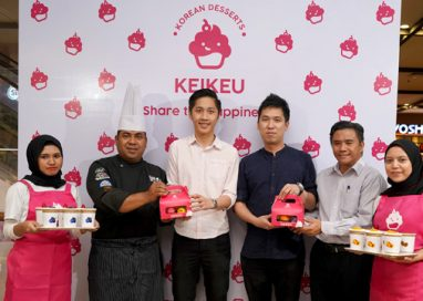 Keikeu offers Korean Inspired Desserts to be Shared Together