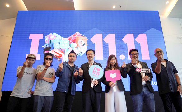 Lazada 11.11 Shopping Festival returns with 16 Exclusive Brands and Super Show featuring Apink