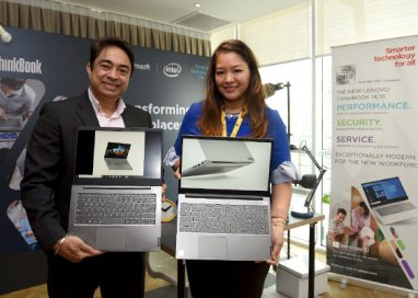 Lenovo introduces 'Smarter Technology For All' with Lenovo ThinkBook 14 and 15 to Transform Workplaces
