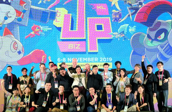 LEVEL UP KL BIZ 2019 witnessed Key Announcements from Global and Local Game Companies