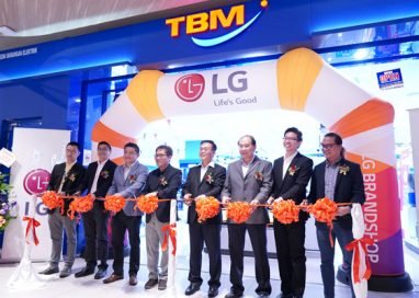 LG Electronics solidifies footprint in Shah Alam with its First Brand Shop with TBM