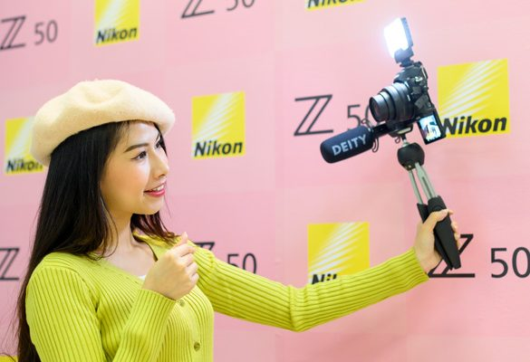 "New mirrorless ""Nikon Z 50"" a boon for content creation"