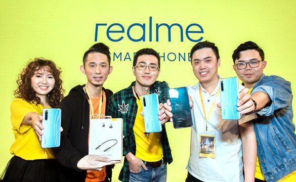 Malaysia's First 64MP Quad Camera Snapdragon, realme XT