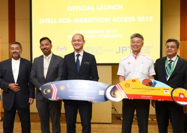 Shell launches Shell Eco-Marathon Access for Malaysian Students