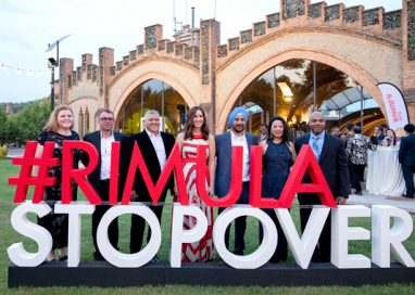 Shell Rimula celebrates Customers at Ultimate Stopover Barcelona
