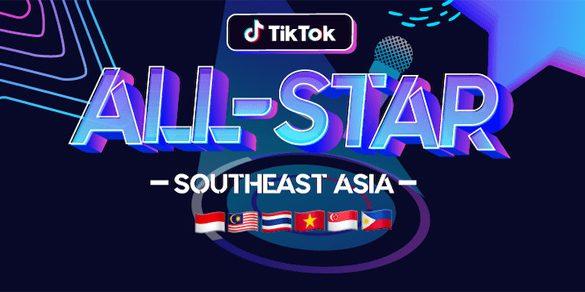 30 Finalists representing Malaysia in the Regional Leg of TikTok All-Star Southeast Asia 2019