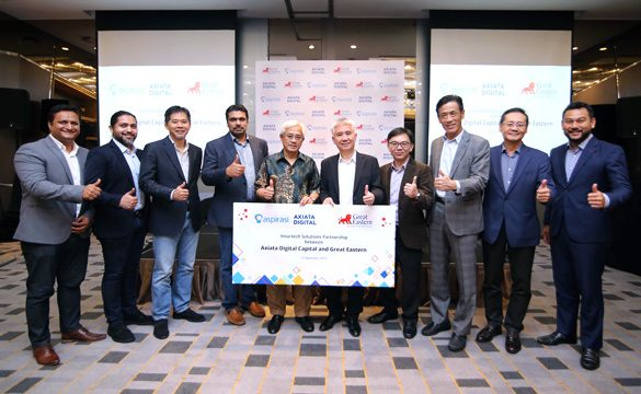 Axiata Digital Capital and Great Eastern ink Regional Strategic Partnership to offer Innovative Insurtech Solutions in Malaysia and Indonesia