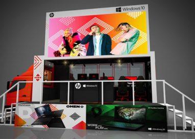 HP brings back the HP OMEN Ranger showcasing the latest HP OMEN and Pavilion Gaming laptops
