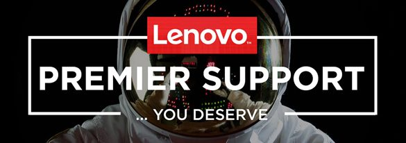 Lenovo gives you the Premier Support you deserve