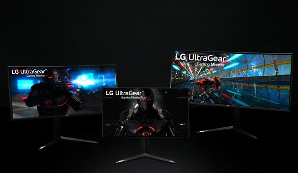 LG 2020 'Ultra' Monitors ideal for Professionals and Gamers alike