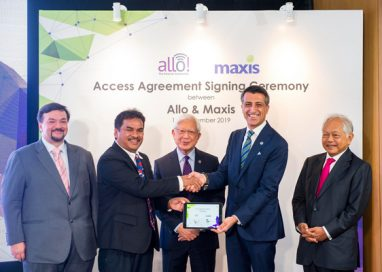 Maxis continues to accelerate fiberisation in Malaysia with Allo partnership
