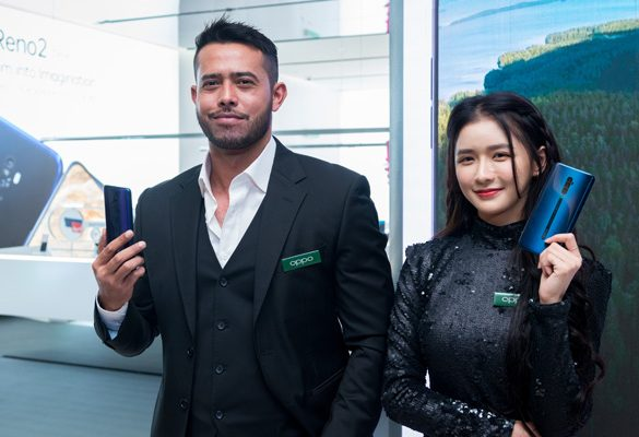 OPPO's High Tech and Futuristic Flagship Store opens with upgraded OPPO Reno 10x Zoom 12GB RAM