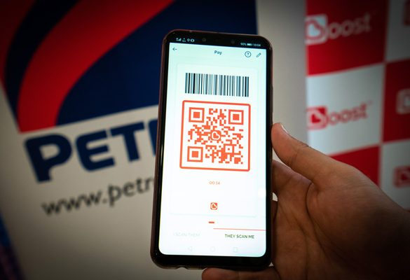 Petron now accepts Boost Payments at Stations