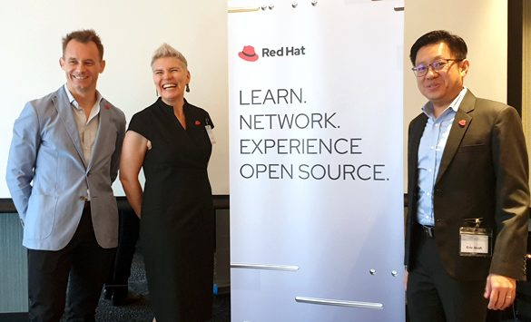 Red Hat Open Innovation Labs – Transforming Culture the Open Source Way