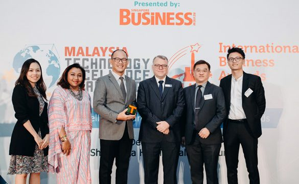 Shell Malaysia wins Award for its Next-Generation Lubricant Solutions